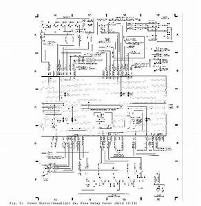 1992 B3 Vw Passat Wiring Diagram Part 3