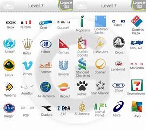 Logo Quiz Lösungen Level 7 - GIGA