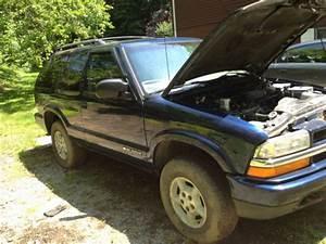 1999 Chevrolet Blazer 4x4 5 Speed Manual 2 Door Suv