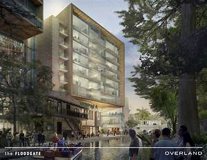 Upscale apartment building planned for river walk downtown for Riverwalk apartments san antonio
