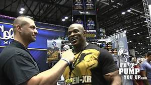 Tim Muriello Interviews 8 Time Mr  Olympia Ronnie Coleman