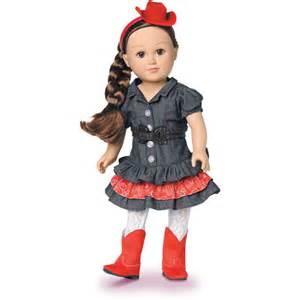 My Life as Cowgirl Doll