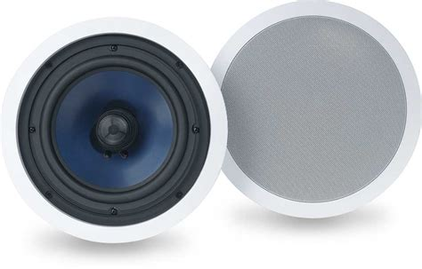 Polk Audio Ceiling Speakers by Polk Audio Rc80i In Ceiling Speakers At Crutchfield