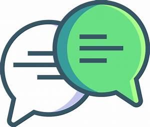 Bubble, speach, talk, talking icon