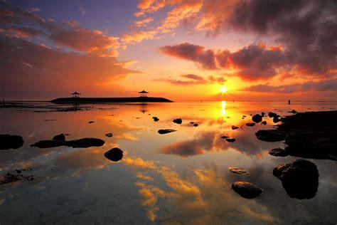 sanur beach  place   sunrise bali trip holidays
