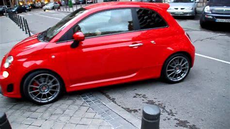 Fiat 500 Abarth Edicion Ferrari