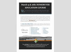 homebuyers education course