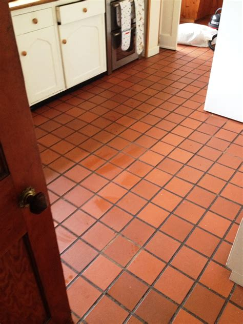 quarry tile kitchen edinburgh tile doctor your local tile and grout 1700