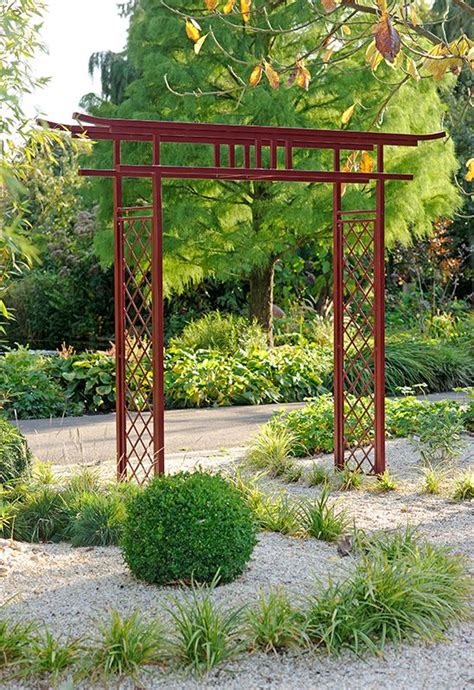 asian garden arches pic japanese gate torii www