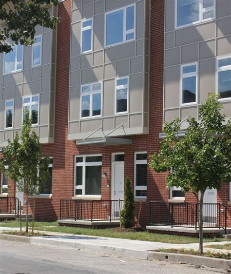 Baltimore Appartments by Baltimore Apartments Townhomes For Rent Calloway Row