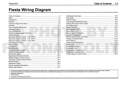 2013 Ford Fiestum Wiring Diagram by 2014 Ford Wiring Diagram Manual Original
