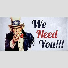 We Need You!  Historic West End