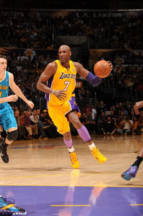 odom lamar lakers angeles los eddie