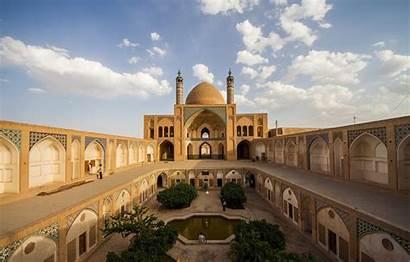 Mosque Bozorg Agha Kashan Iran Amazing Related