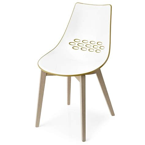 chaises calligaris chaise jam wood de calligaris depot design