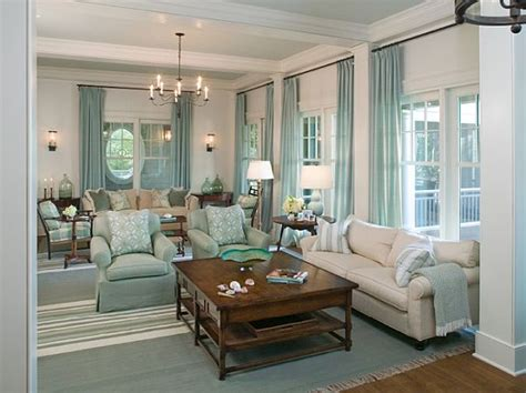 Aqua Colored Home Decor: Turquoise Interior Ideas