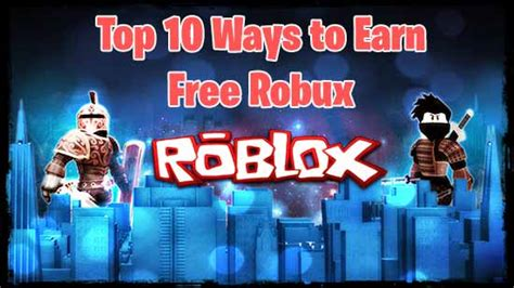 robux  legal ways  earn robux  roblox