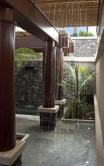 divine dreamy outdoor shower designs  spice
