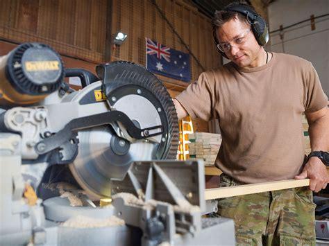 defence jobs australia carpenter