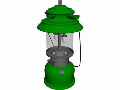 Lantern Clipart Camping Cliparts Cartoon Cad Coleman
