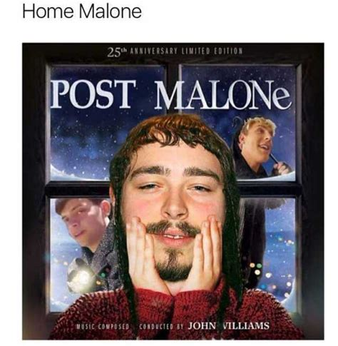 Post Malone Memes - dopl3r com memes home malone 25th anniversary limited editi0n post malone icosedconducted t
