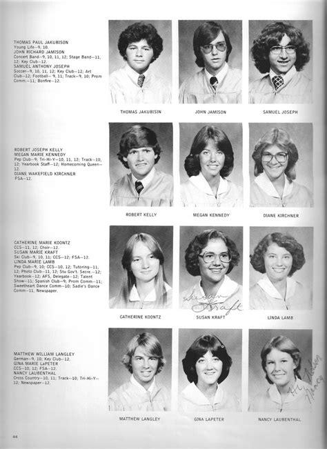 Senior Yearbook Pics