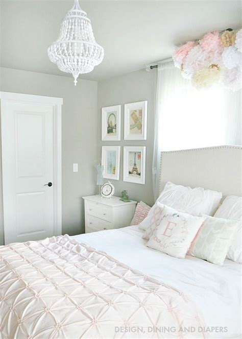 whimsical  girls room reveal bloggers  diy