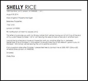 Apartment Lease Termination Letter Termination Letters