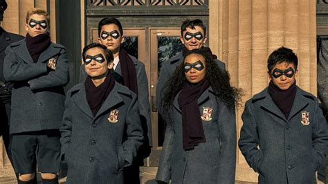 The Umbrella Academy motto means more than you think