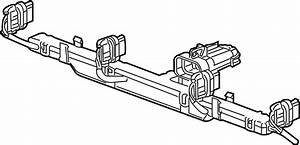 Gmc Savana 2500 Engine Wiring Harness  Liter  Wire  Plug