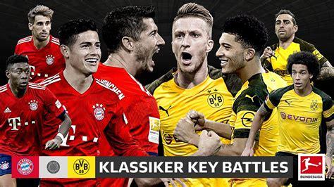 Bayern Munchen Vs Borussia Dortmund Wallpapers - Wallpaper ...