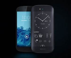 Yotaphone 2 Features Dual Screen Smartphone  Front And