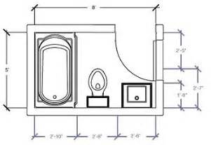 small bathroom floor plans 5x8 could get more narrow