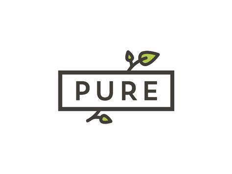 4,000+ vectors, stock photos & psd files. Pure Cafe Logo by Viktor Ostrovsky on Dribbble