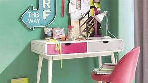 Maison Du Monde Bureau Fille : bureau chambre ado bureau enfant en bois lepolyglotte ~ Teatrodelosmanantiales.com Idées de Décoration