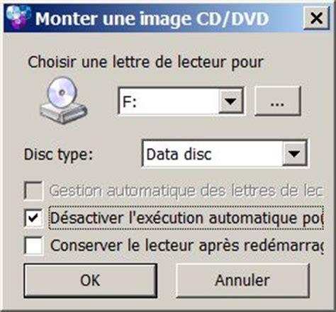 lecteur virtuel de fichier iso