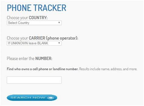 tracking mobile phone number top 15 free mobile number trackers in 2018