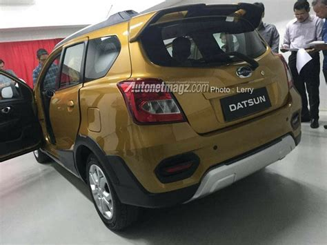 Datsun Cross Image by Purported Datsun Go Cross Images Surface