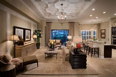 Model Small Living Room by Lennar Homes Living Rooms Lennar Homes Bougainvillea
