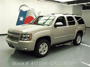 Purchase Used 2007 Chevy Tahoe Z71 4x4 Leather Sunroof Nav