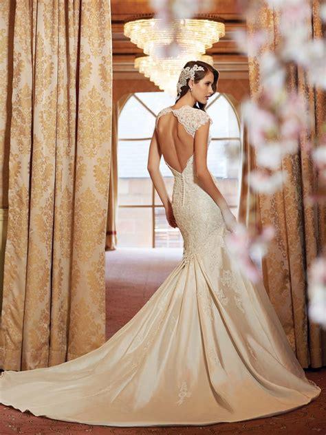 backless wedding dress lace silk backless wedding dresses dresscab