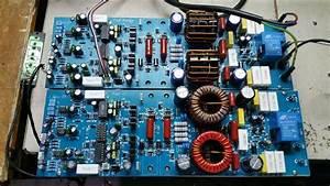 Jual Pcb Power Amplifier Class D Fullbridge Btl Di Lapak