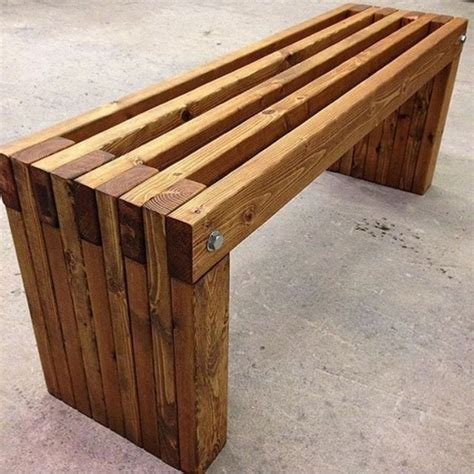 easy pallet furniture projects  beginners