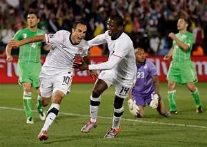 Landon Donovan The Goat American Soccer Player Announces