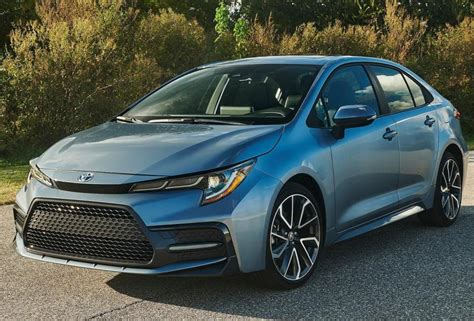 Price Of 2020 Toyota Corolla by 2020 Toyota Corolla Sedan Redesign Release Date Price