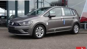 Volkswagen Golf Sportsvan Confortline : volkswagen golf sportsvan 1 0 tsi 115pk bluemotion comfortline youtube ~ Medecine-chirurgie-esthetiques.com Avis de Voitures