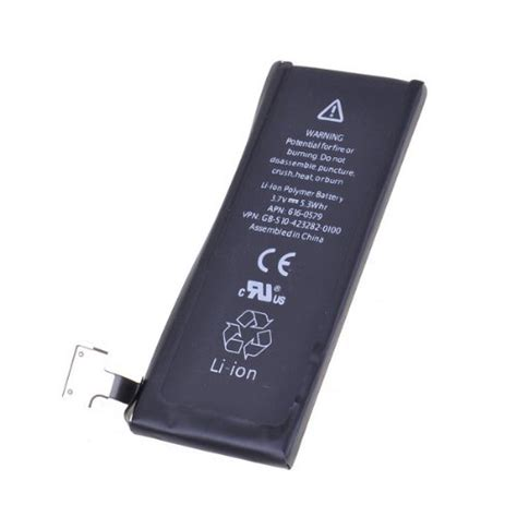 battery for iphone 4s 3 7v 1430mah li ion internal battery replacement battery Batte