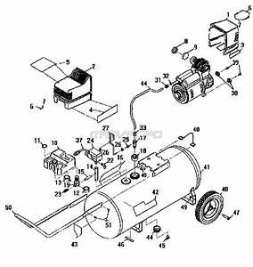 Sears Craftsman 919 165250 Air Compressor Parts  Craftsman