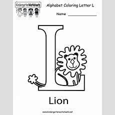 17 Best Images About Letter L Worksheets On Pinterest  Alphabet Worksheets, Handwriting