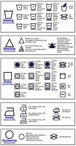 best 25 laundry care symbols ideas on pinterest laundry With clothing care label template